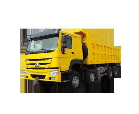 HOWO 8X4 Dump Truck