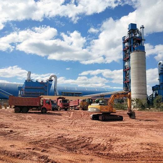 Howo Dump Trucks Applied for Construction